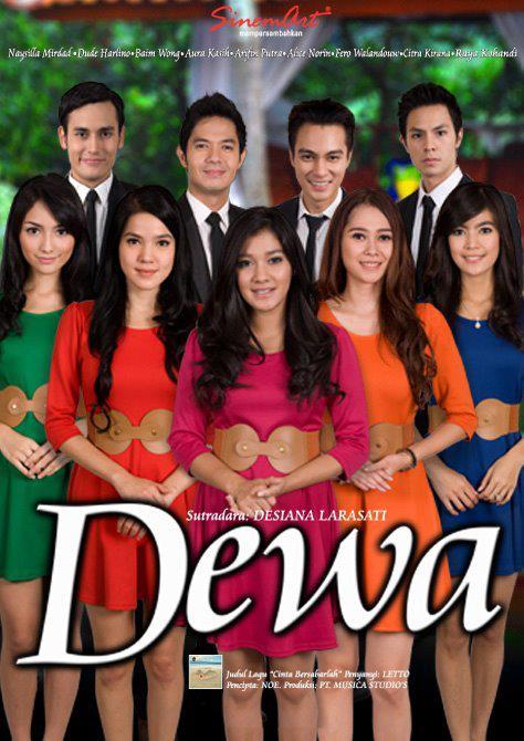 DEWA [Mega Sinetron RCTI Dibintangi Naysilla Mirdad] | Clorofil Awards